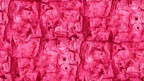 Red Twist Background