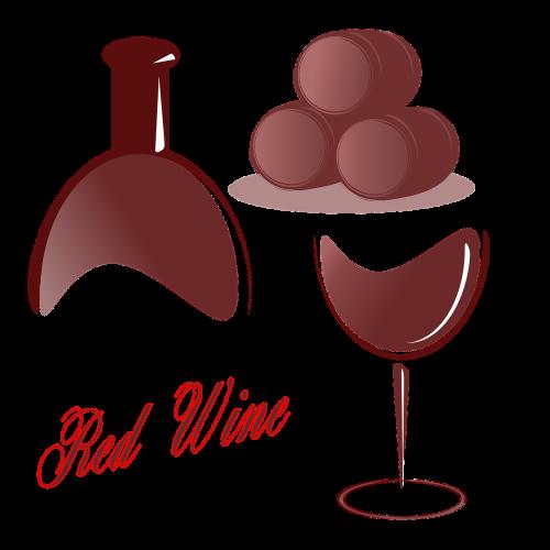 red wine winery wine