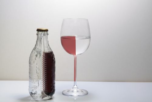 red wine glass benefit from