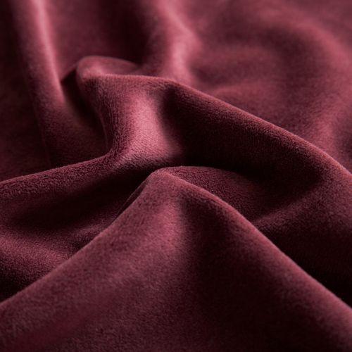 red wine fabric velvet