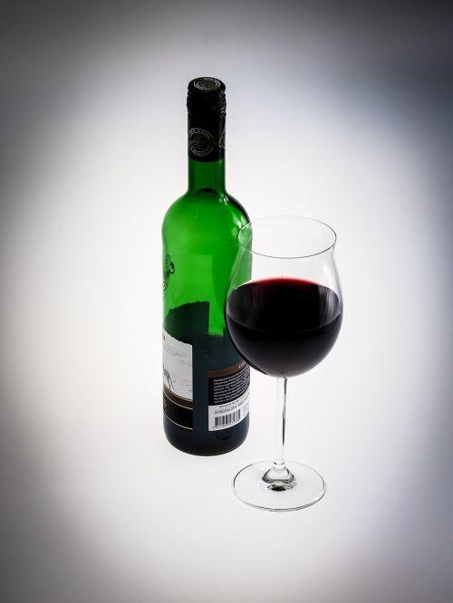 red wine wine glass red
