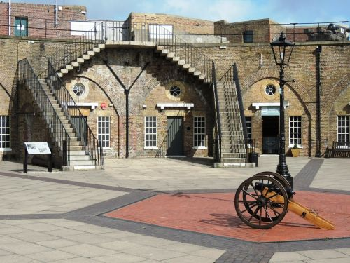 redoubt fortress eastbourne east sussex