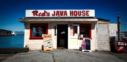 red's java house eatery cafe