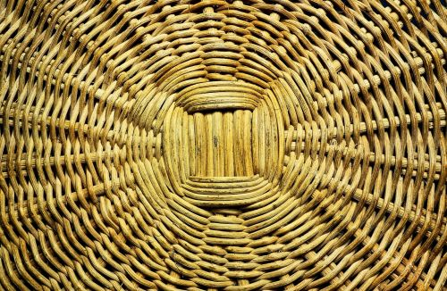 reed twining twined reed