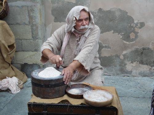 reenactment middle ages parma
