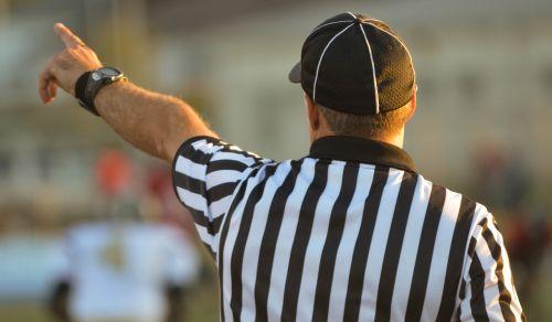 referee sports fair