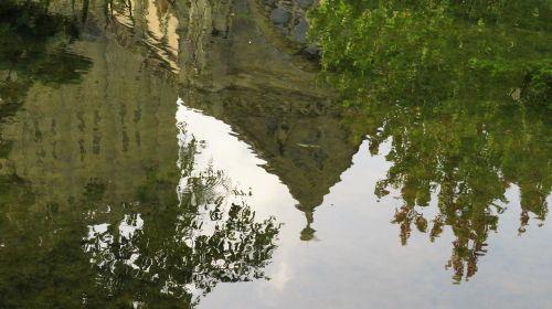 reflect reflection water