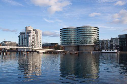 reflections harbour copenhagen