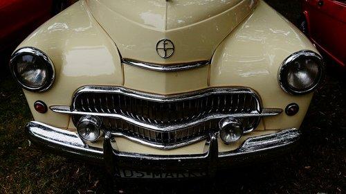 reflector  hood  bumper