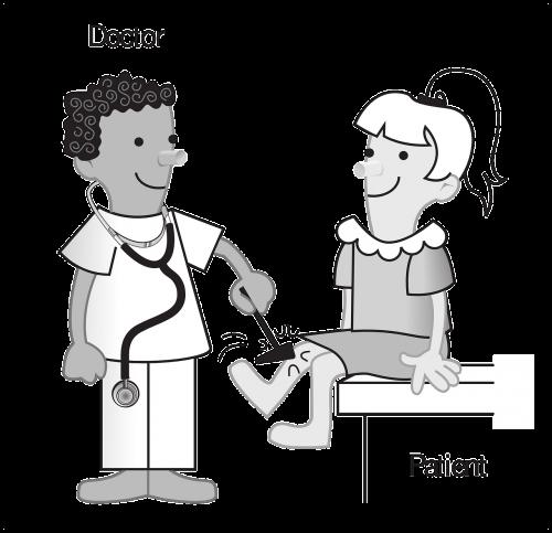 reflexes human doctor