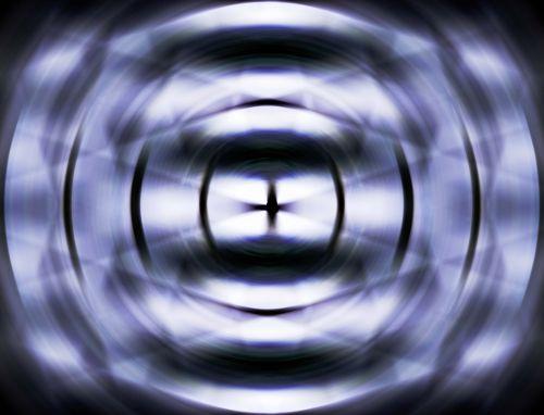 Refracted Light Radial