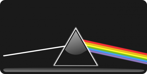 refraction prism optics