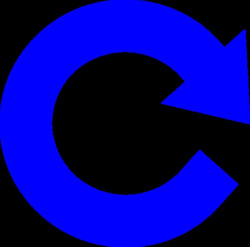 refresh update icon