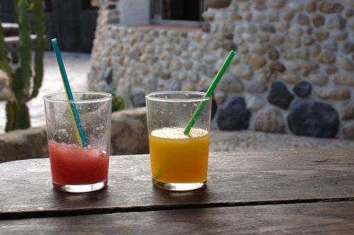 refreshments slush leisure