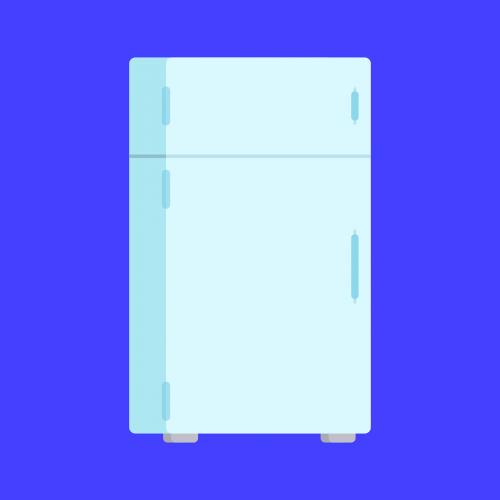 refrigerator deep cool icebox