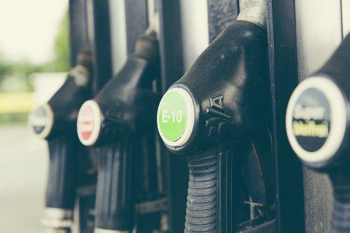refuel gas pump petrol stations