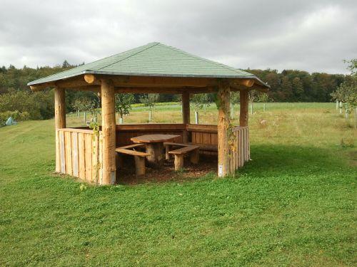 refuge hut home