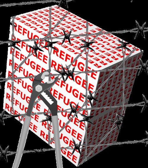 refugee freedom border