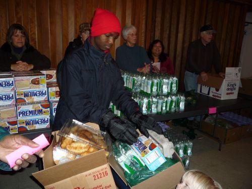 refugee foodbank compassion