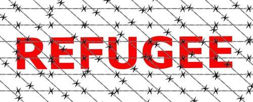 refugee wire border
