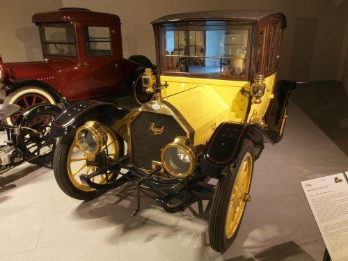 regal model coupe 1912 car