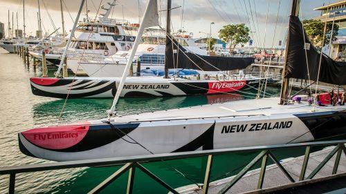 regata,burlaivis,Naujoji Zelandija
