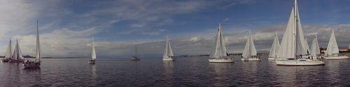 regatta start sail