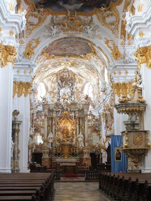 regensburg old chapel germany