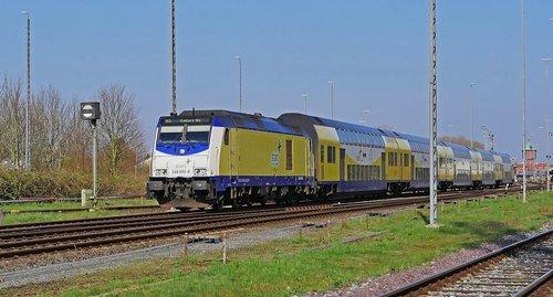 regional-express  railway  private railway