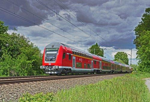 regional-express  railway  deutsche bahn