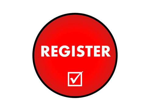 register sign up subscribe