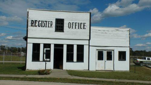 register office history