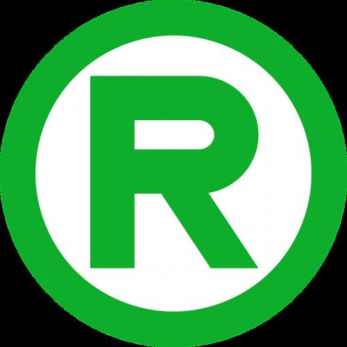 registered trademark trademark service mark