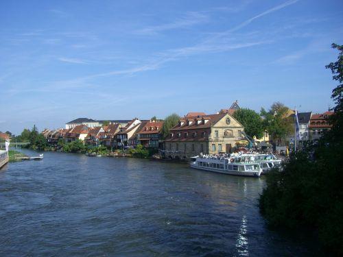 regnitz river small venice