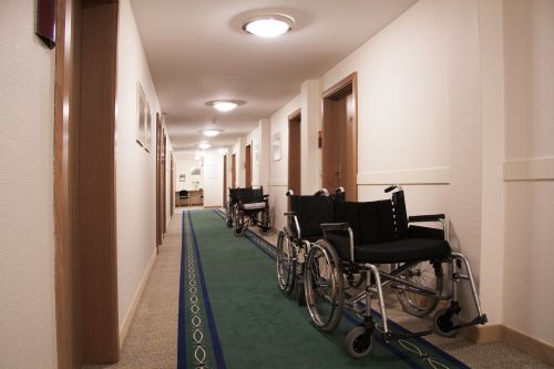 rehabilitation gang floor