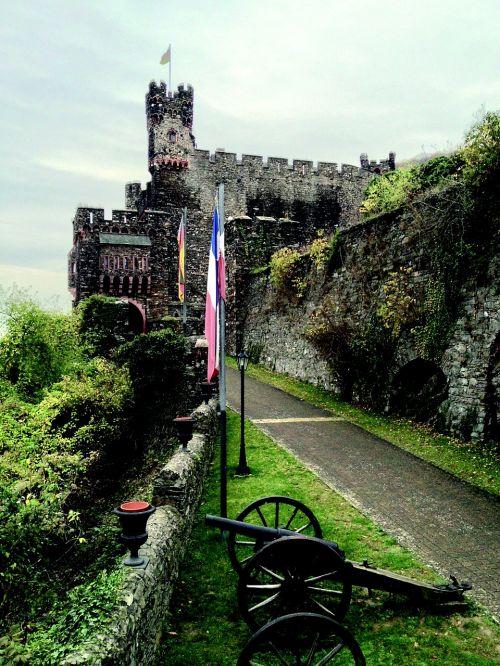 reichenstein middle ages castle