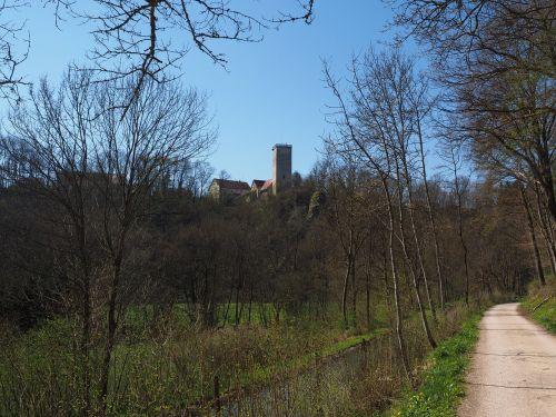 reichenstein castle castle reichenstein