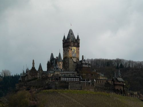 Reichsburg Cochem (Mosel, Germany)