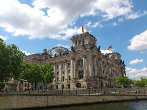 reichstag berlin building