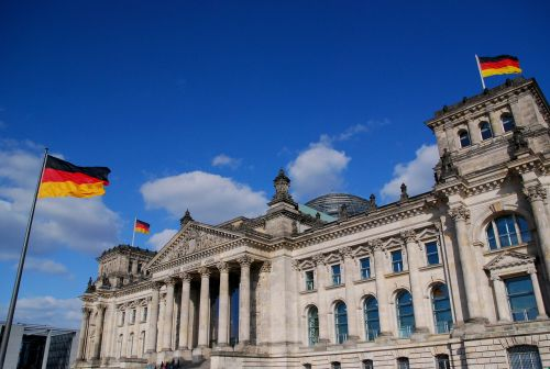 reichstag berlin government buildings