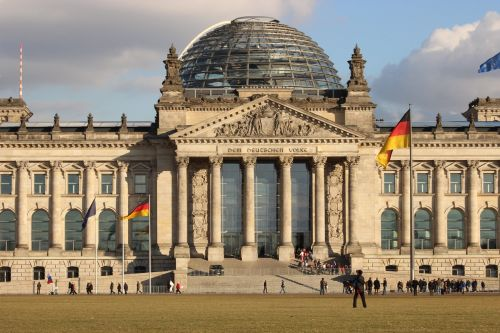 reichstag berlin government