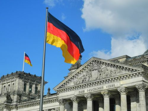 reichstag the german volke germany
