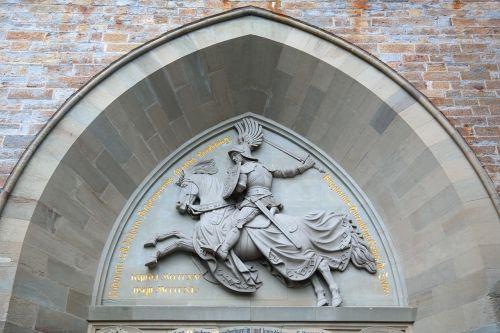 reiter horse relief