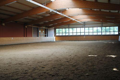 reithalle building training ground