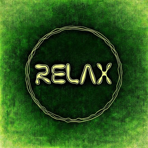 relax rest relaxation