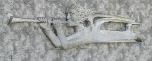 relief angel trombone
