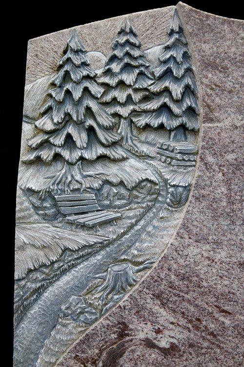 relief  marble  art