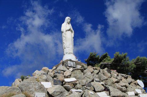 religion corsican col of bavella