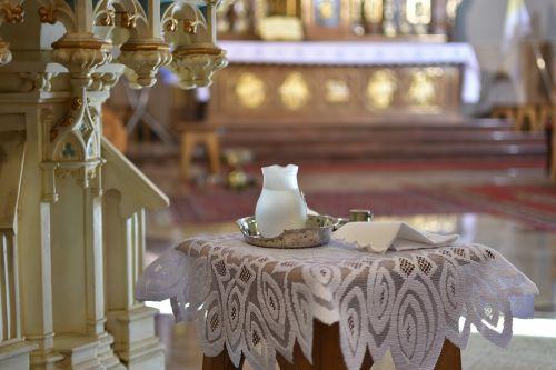 religion baptism catholic