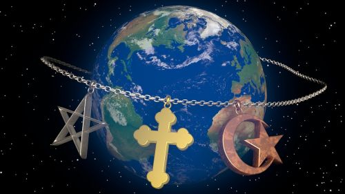 religion world peace faith